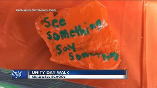 Wauwatosa school unites for kindness, acceptance - Video