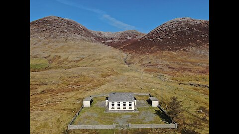 1923 School In the beautiful hill's of Connemara