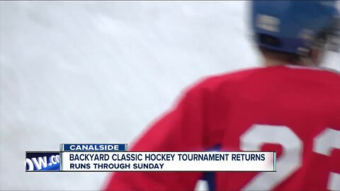 Backyard Classic returns to Canalside this weekend