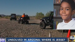 Where is Jesse Wilson? Buckeye boy's case still unsolved - Video