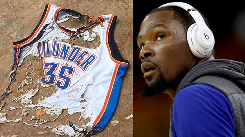 "Kevin Durant REGRETS Leaving OKC?!: ""Why the F*CK Did You Let Me Do This to My Life?"""