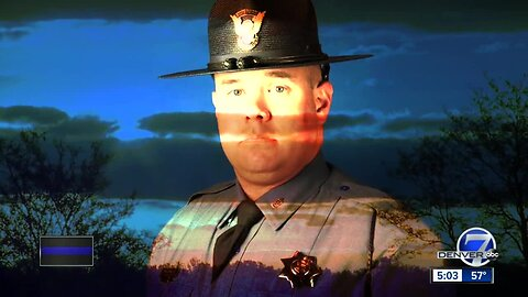 Fallen CSP trooper, whose laugh was 'the loudest in the room,' remembered at memorial