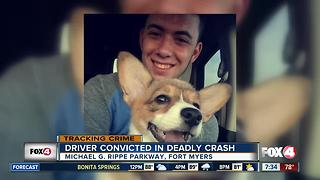 Driver Convicted in Deadly Fort Myers Crash - Video