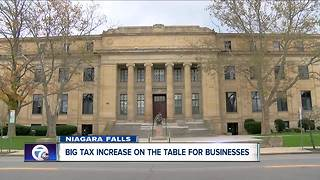 Significant tax increase could hurt development, business owners say - Video