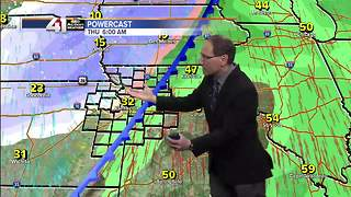 Jeff Penner Monday Evening Forecast Update 1 8 18 - Video