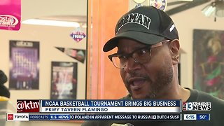 NCAA Basketball Tournament brings big business