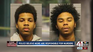Two suspects in custody tied to Lawrence shooting - Video