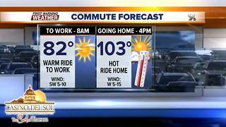 First Warning Weather Monday July 2, 2018 - Video