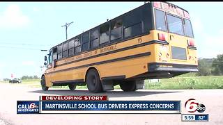 Transportation problems plague three school districts - Video