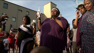 Family of Sheboygan man killed in police shooting calls for community to remain calm