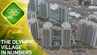 Rio 2016: Get to know the Olympic Village - Video
