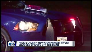 Michigan State Police rolls out roadside drug testing pilot for 5 counties - Video