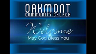 Oakmont Community Church, December 6, 2020 Service - Moving From Hope to Peace - Pastor Brinda Peterson
