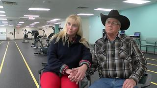 Couple finds new love with new lungs - Video