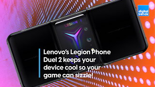 Lenovo's Legion Phone Duel 2 is Setting the Mobile Gaming Standard