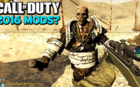 Are MODS coming to Call of Duty in 2016?
