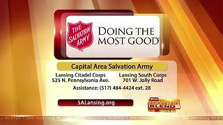 The Salvation Army - 11/15/17 - Video