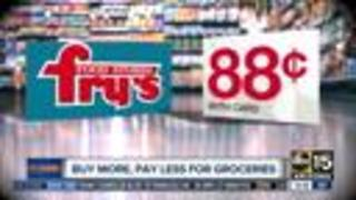 Best deals on groceries this week in the Valley - Video