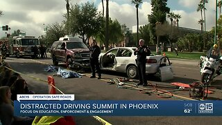 Annual Arizona Distracted Driving Summit takes place in Phoenix