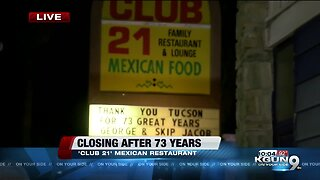 Northwest side Mexican restaurant closes after 73 years