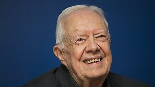 Jimmy Carter Hospitalized After Another Fall