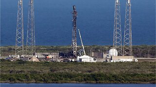 SpaceX confirms crew capsule destroyed, refuses to address nature of mishap