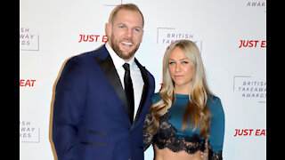 James Haskell and Chloe Madeley will invite Prince Harry and Duchess Meghan to their vow renewal