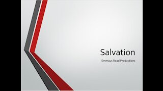 What do Christians Mean When They Talk about Salvation and Baptism