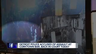 Man allegedly assaulted by off-duty DPD commander at Corktown bar files lawsuit