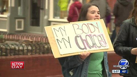 'Stop the bans' rally in Denver