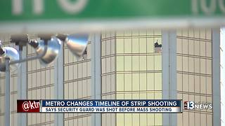 UPDATE: Security officer shot before mass shooting - Video