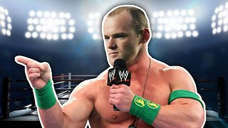 Wayne Rooney To Become WWE Wrestler? - Video