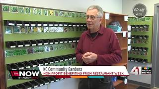 KC Restaurant Week to help local nonprofit - Video