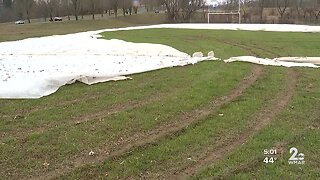 Spring sports pay price for vandalism in Carroll County