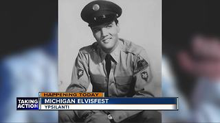 Michigan ElvisFest - Video