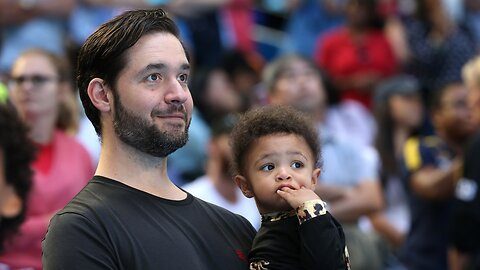 Tech Entrepreneur Alexis Ohanian Pushes For Paid Family Leave