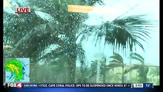 Rain worsening in Collier County - Video
