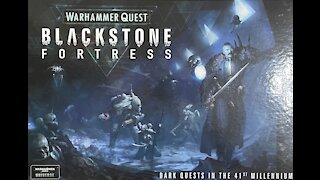 BlackStone Fortress unboxing