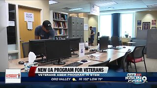 New UA program aim towards helping veterans in stem