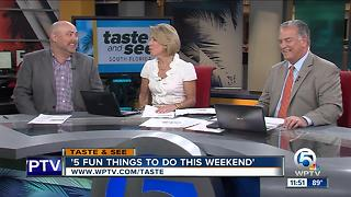 5 fun things to do this weekend (July 28-30) - Video