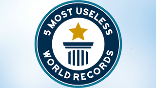 5 Most Useless World Records - Video