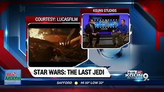 'Star Wars Episode VIII: The Last Jedi' is a spellbinding thrill ride (MOVIE REVIEW) - Video