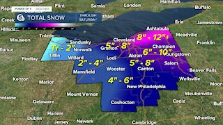 Power of 5 meteorologist Trent Magill gives update on Winter Storm Warnings ahead of Christmas Day