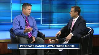 September is Prostate Cancer Awareness Month - Video