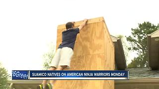 Three local athletes set to compete on 'American Ninja Warrior' Monday night - Video