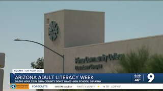 Pima College GED program helps get students on tack
