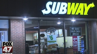 7 Subway shops have been robbed in 3 months - Video