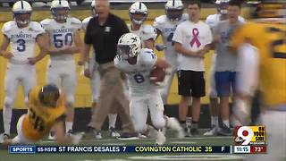 St. Xavier keeps rolling, crushes Moeller - Video
