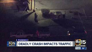 Horseplay causes death at Phoenix intersection, suspect arrested