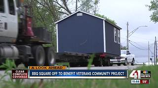 BBQ Square Off to benefit Veterans Community Project - Video